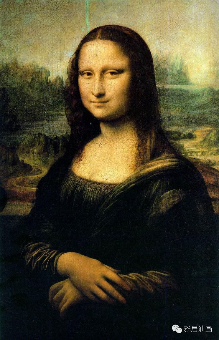 世界油画作品欣赏 世界的另一种风景插图