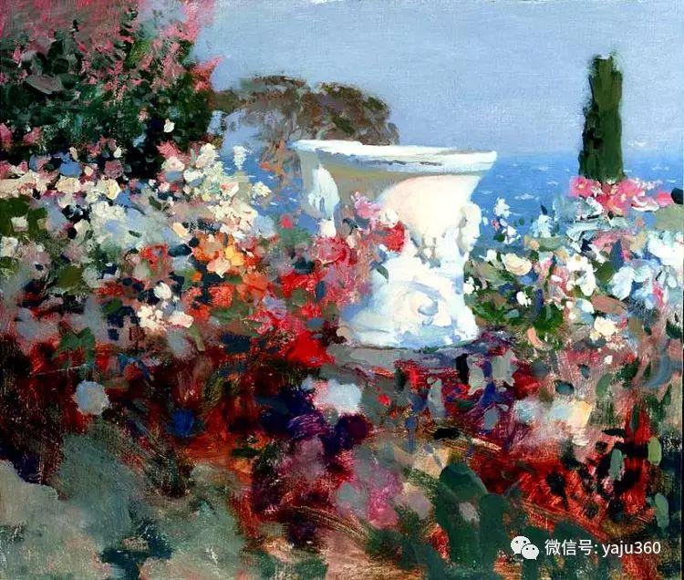 俄罗斯Bato Dugarjapov风景油画作品插图11