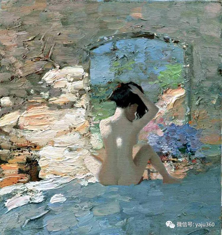 俄罗斯Bato Dugarjapov风景油画作品插图15