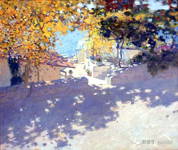 俄罗斯Bato Dugarjapov风景油画作品插图19