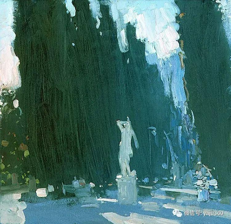 俄罗斯Bato Dugarjapov风景油画作品插图21