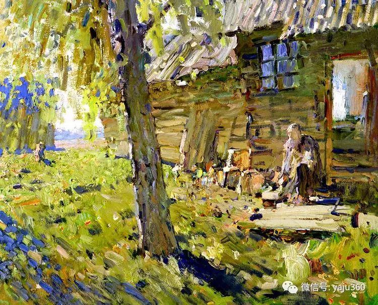 俄罗斯Bato Dugarjapov风景油画作品插图25