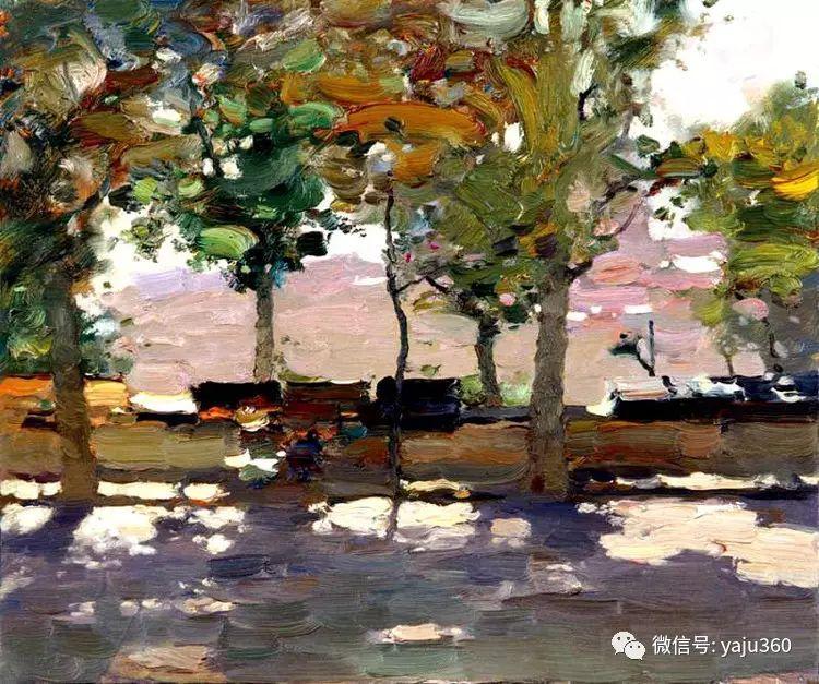 俄罗斯Bato Dugarjapov风景油画作品插图29