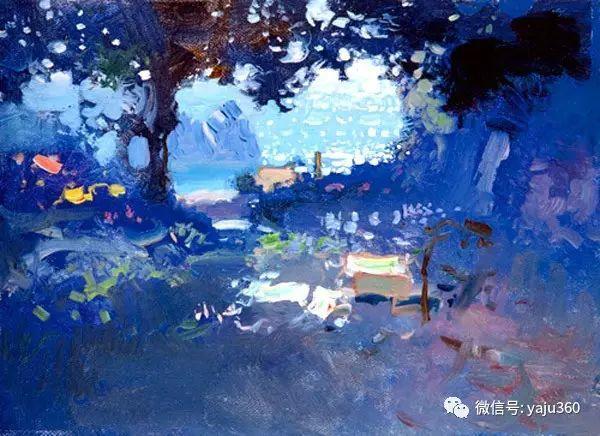 俄罗斯Bato Dugarjapov风景油画作品插图37