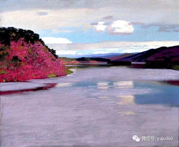 俄罗斯Bato Dugarjapov风景油画作品插图41