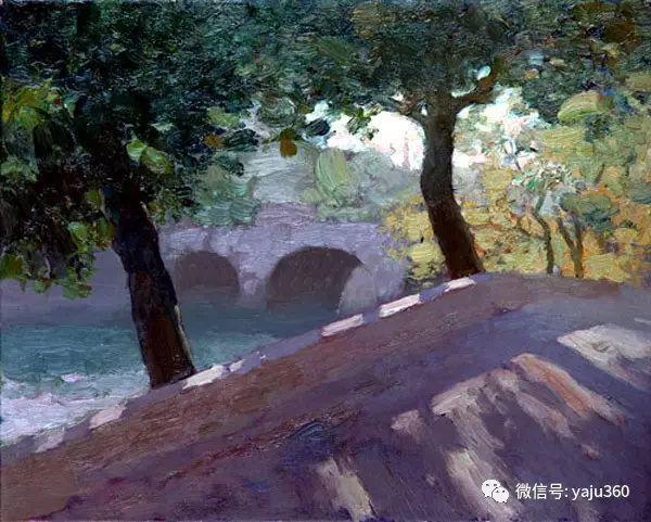 俄罗斯Bato Dugarjapov风景油画作品插图43