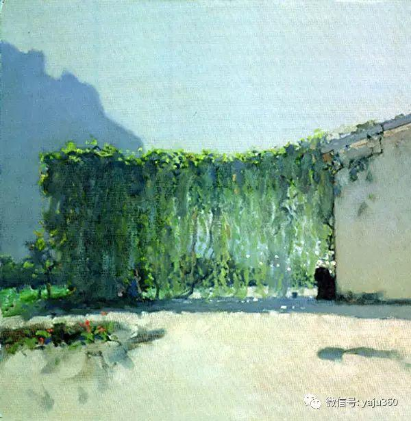 俄罗斯Bato Dugarjapov风景油画作品插图45