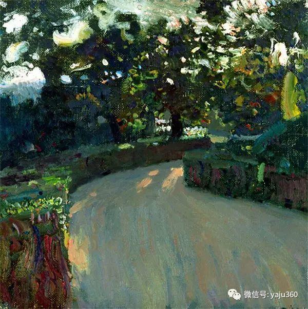 俄罗斯Bato Dugarjapov风景油画作品插图47