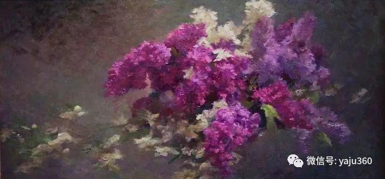 花卉静物 美国Richard Kochenash作品赏析插图3