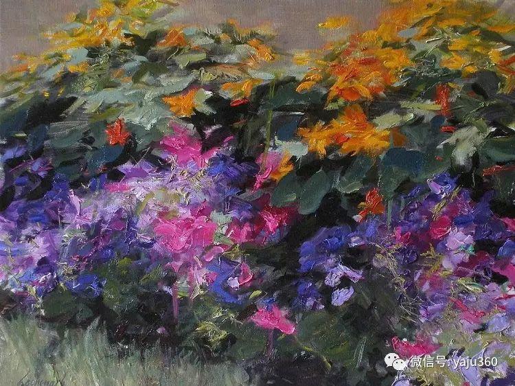 花卉静物 美国Richard Kochenash作品赏析插图5
