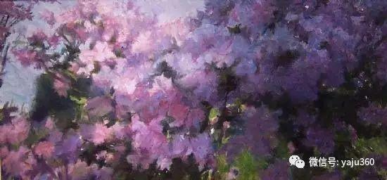 花卉静物 美国Richard Kochenash作品赏析插图9