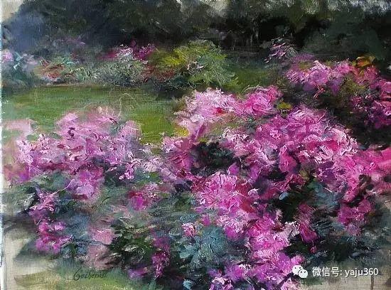 花卉静物 美国Richard Kochenash作品赏析插图11