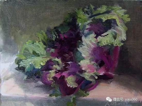 花卉静物 美国Richard Kochenash作品赏析插图15