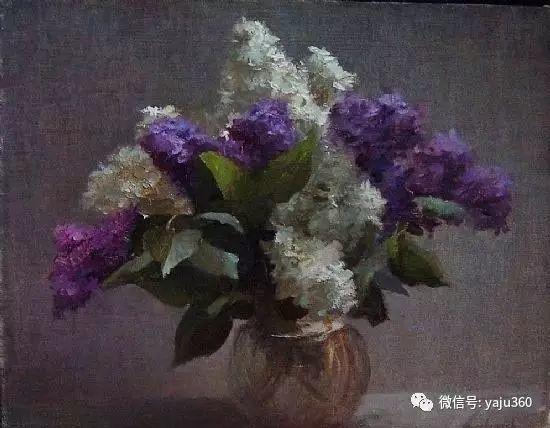 花卉静物 美国Richard Kochenash作品赏析插图23