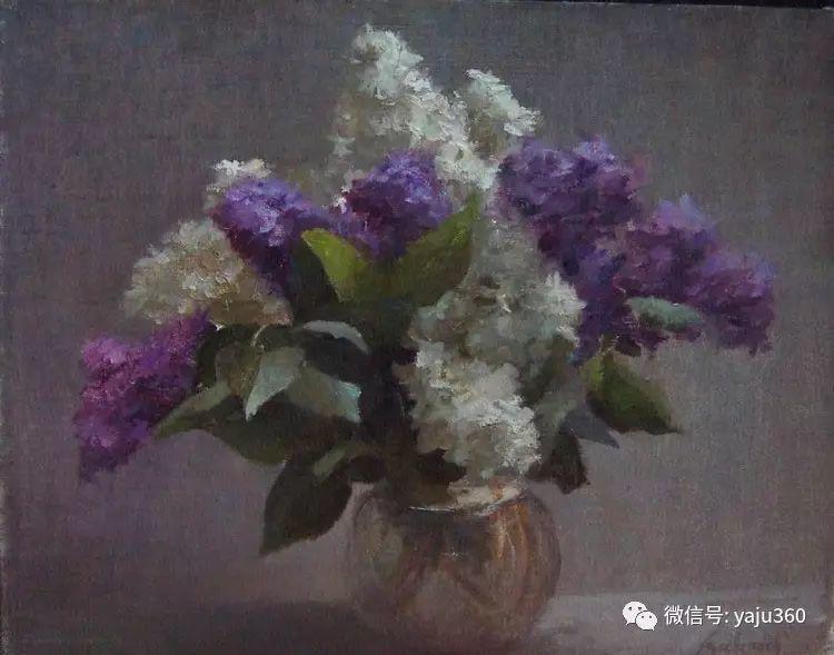 花卉静物 美国Richard Kochenash作品赏析插图27
