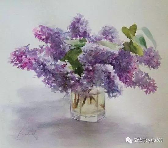 花卉静物 美国Richard Kochenash作品赏析插图37