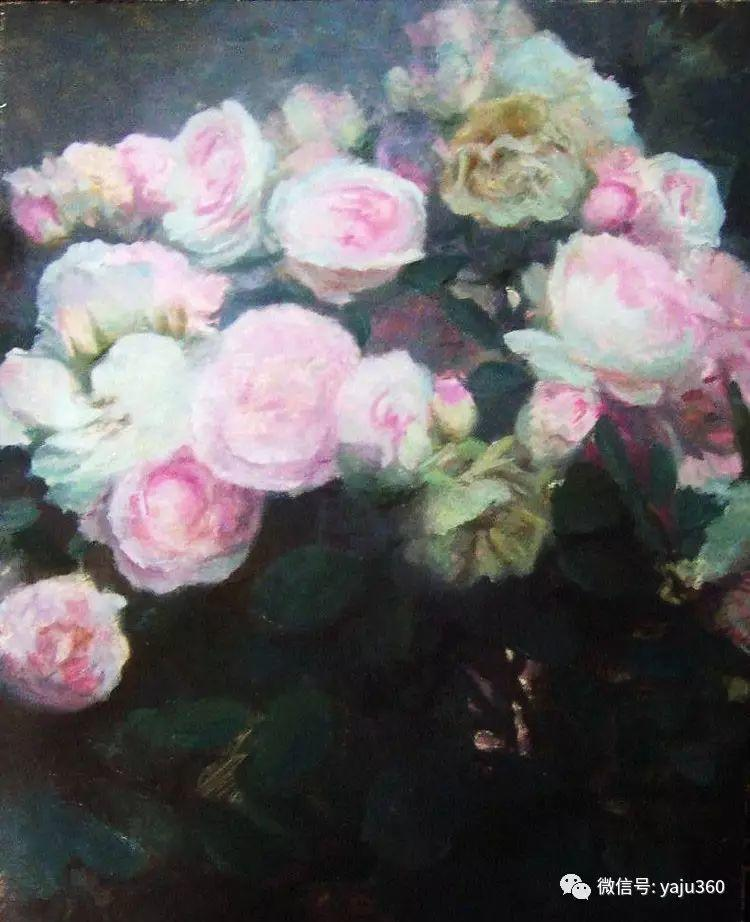 花卉静物 美国Richard Kochenash作品赏析插图41