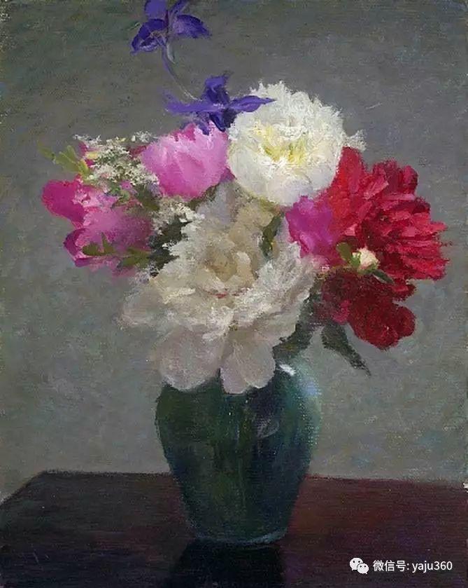 花卉静物 美国Richard Kochenash作品赏析插图49