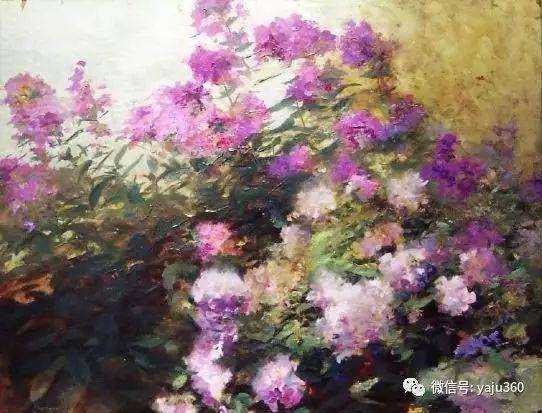 花卉静物 美国Richard Kochenash作品赏析插图51