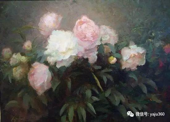 花卉静物 美国Richard Kochenash作品赏析插图53