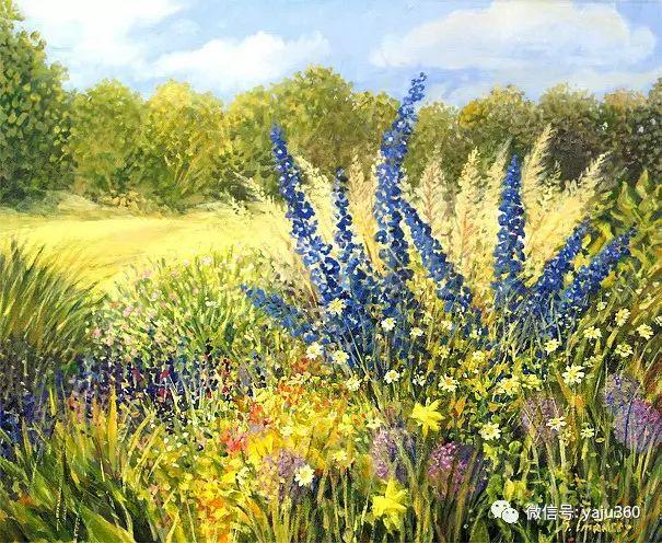 风景油画 保加利亚Kiril Stanchev作品插图17