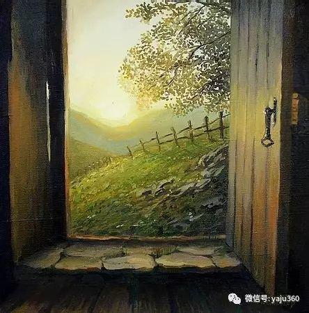风景油画 保加利亚Kiril Stanchev作品插图25
