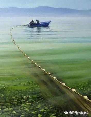 风景油画 保加利亚Kiril Stanchev作品插图63