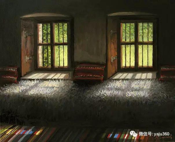 风景油画 保加利亚Kiril Stanchev作品插图109