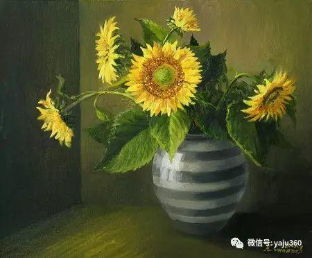 风景油画 保加利亚Kiril Stanchev作品插图123