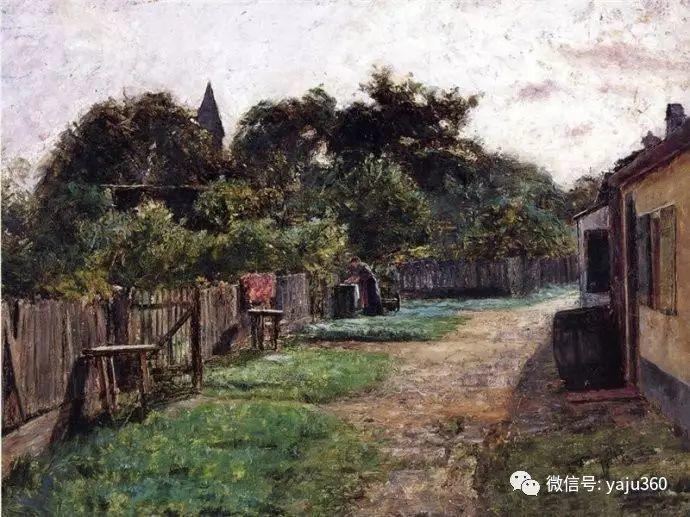 美国印象派画家斯蒂尔油画作品插图57