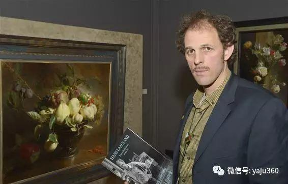 比利时艺术家Hans.Laagland绘画作品赏析插图1