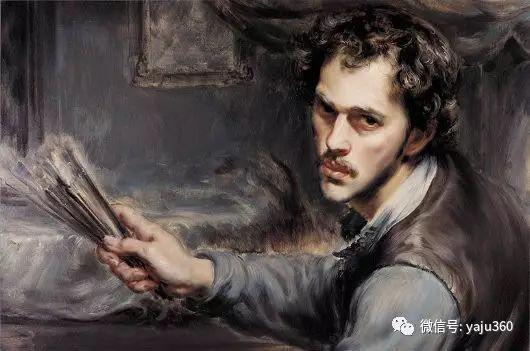 比利时艺术家Hans.Laagland绘画作品赏析插图15