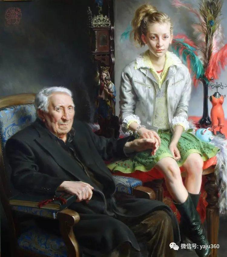 比利时艺术家Hans.Laagland绘画作品赏析插图17