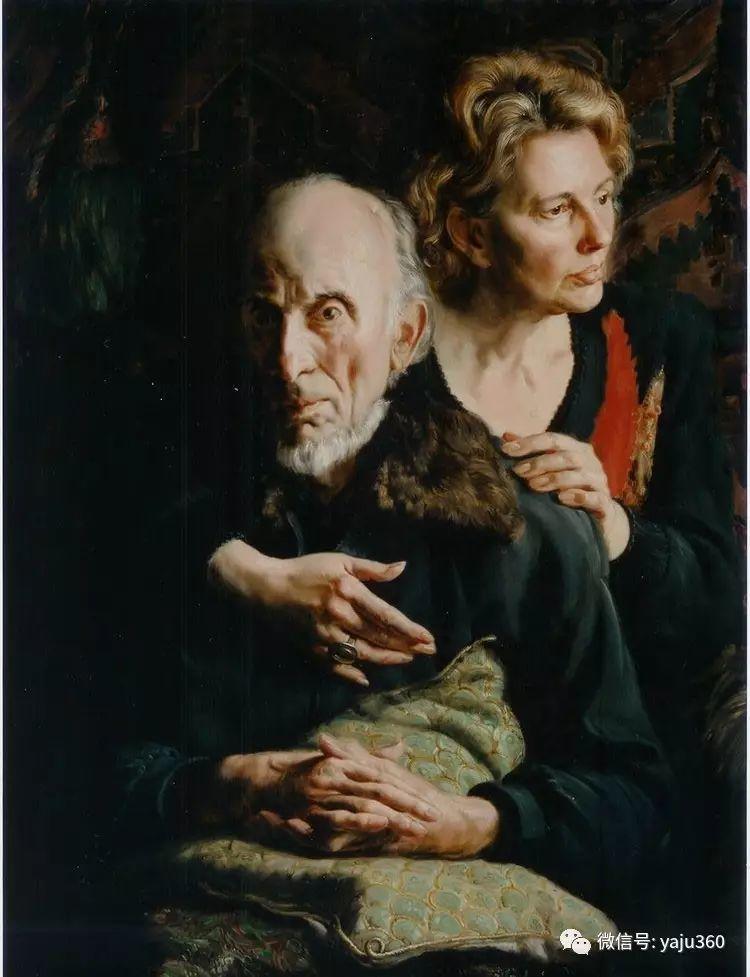 比利时艺术家Hans.Laagland绘画作品赏析插图23