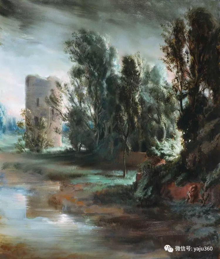 比利时艺术家Hans.Laagland绘画作品赏析插图85