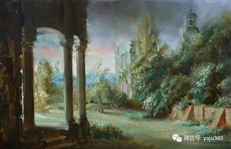 比利时艺术家Hans.Laagland绘画作品赏析插图89