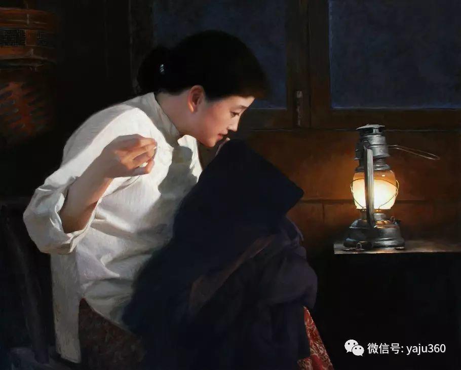沈汉武人物油画作品插图23