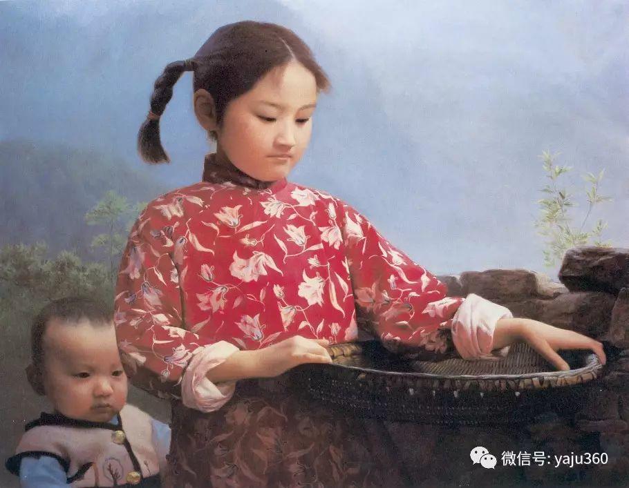 沈汉武人物油画作品插图43
