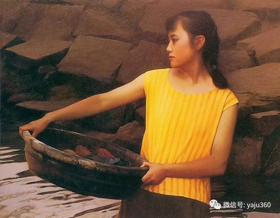 沈汉武人物油画作品插图49