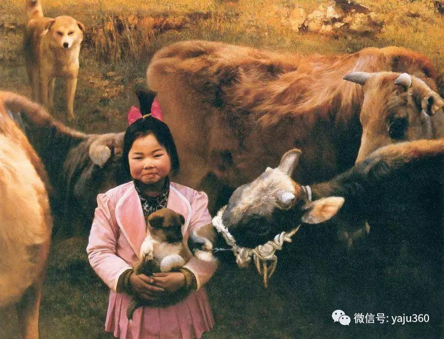 沈汉武人物油画作品插图55