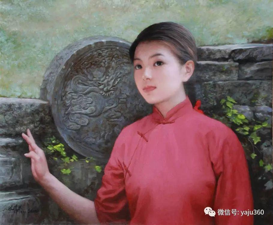 沈汉武人物油画作品插图67