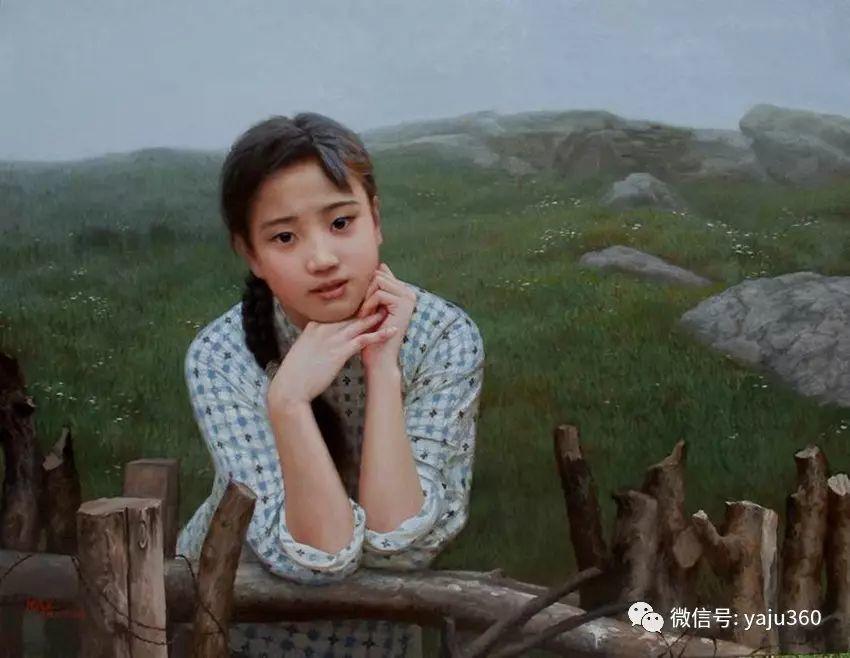 沈汉武人物油画作品插图69