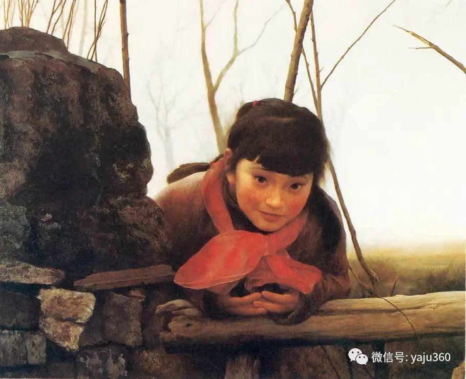 沈汉武人物油画作品插图75