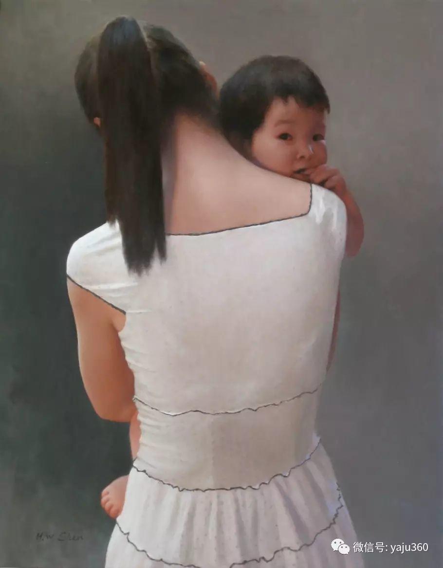 沈汉武人物油画作品插图95
