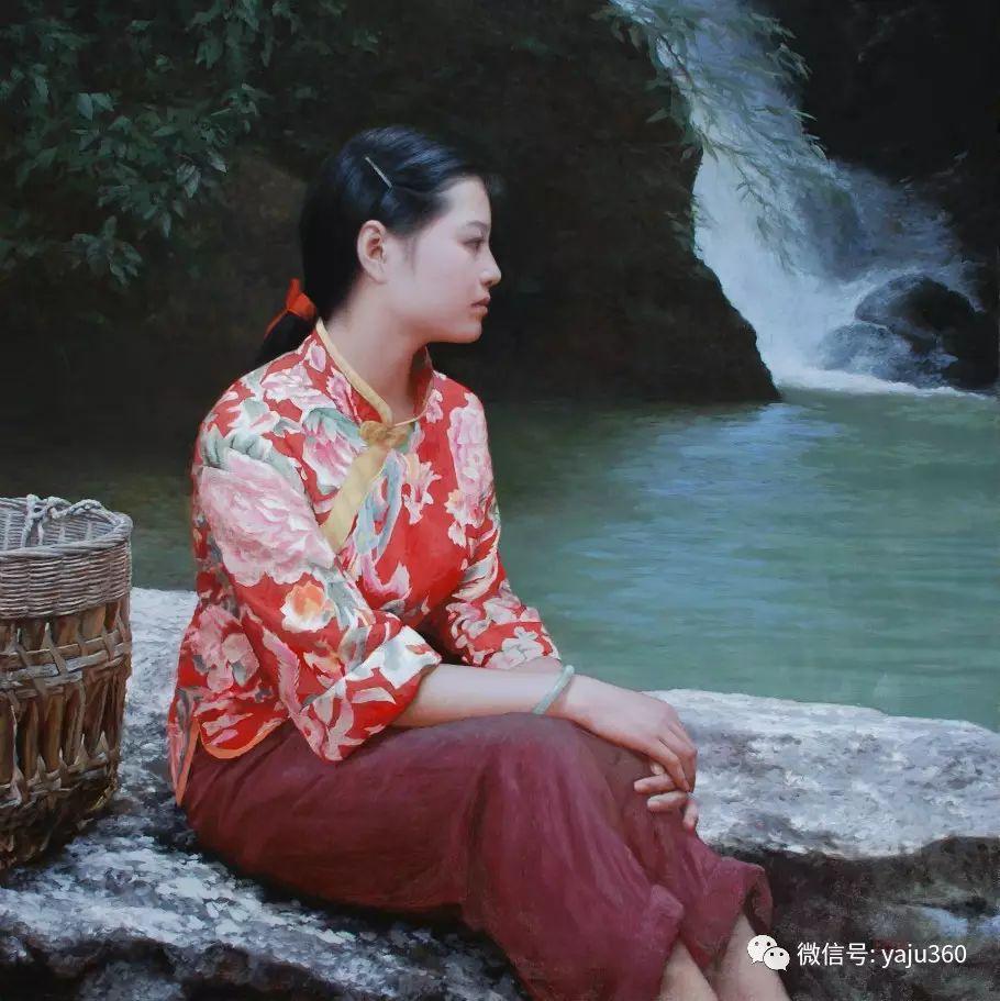 沈汉武人物油画作品插图127