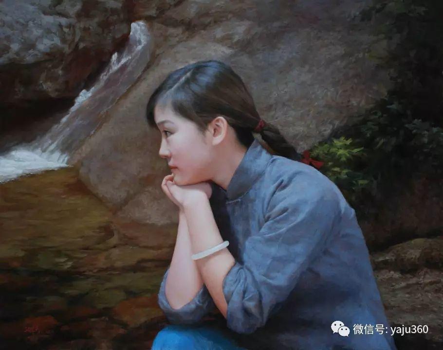 沈汉武人物油画作品插图139