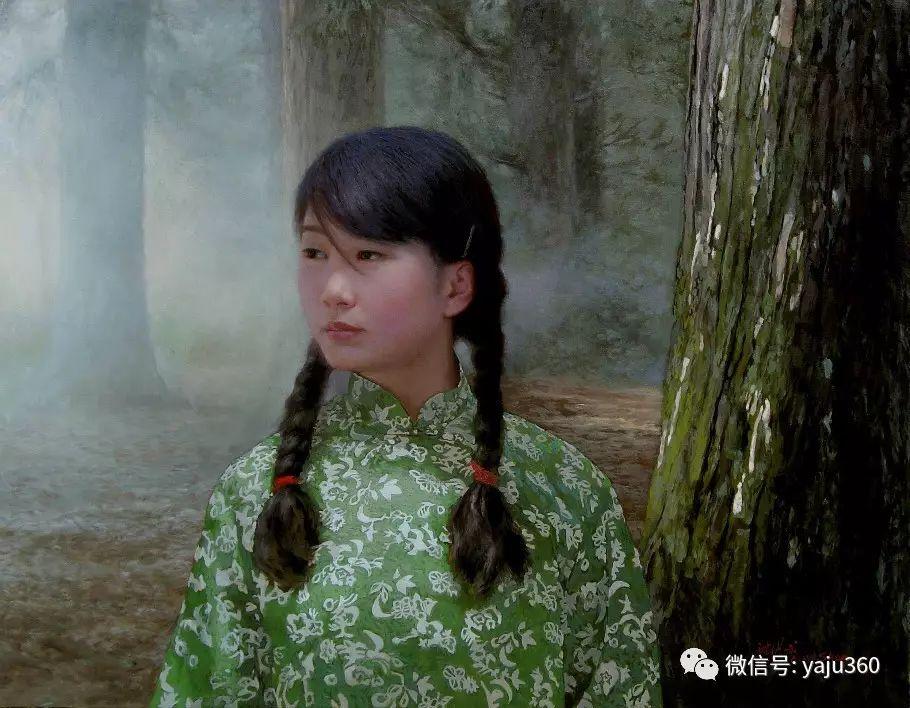 沈汉武人物油画作品插图151