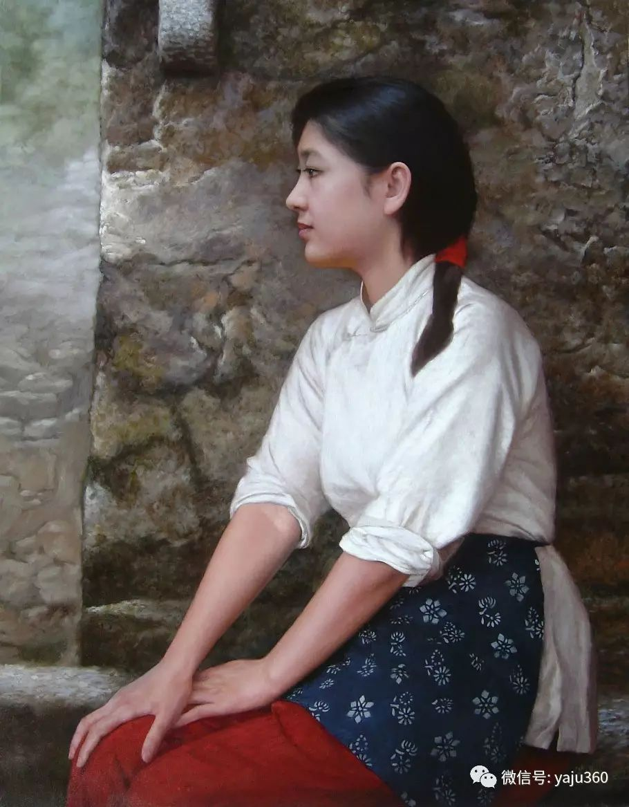 沈汉武人物油画作品插图167