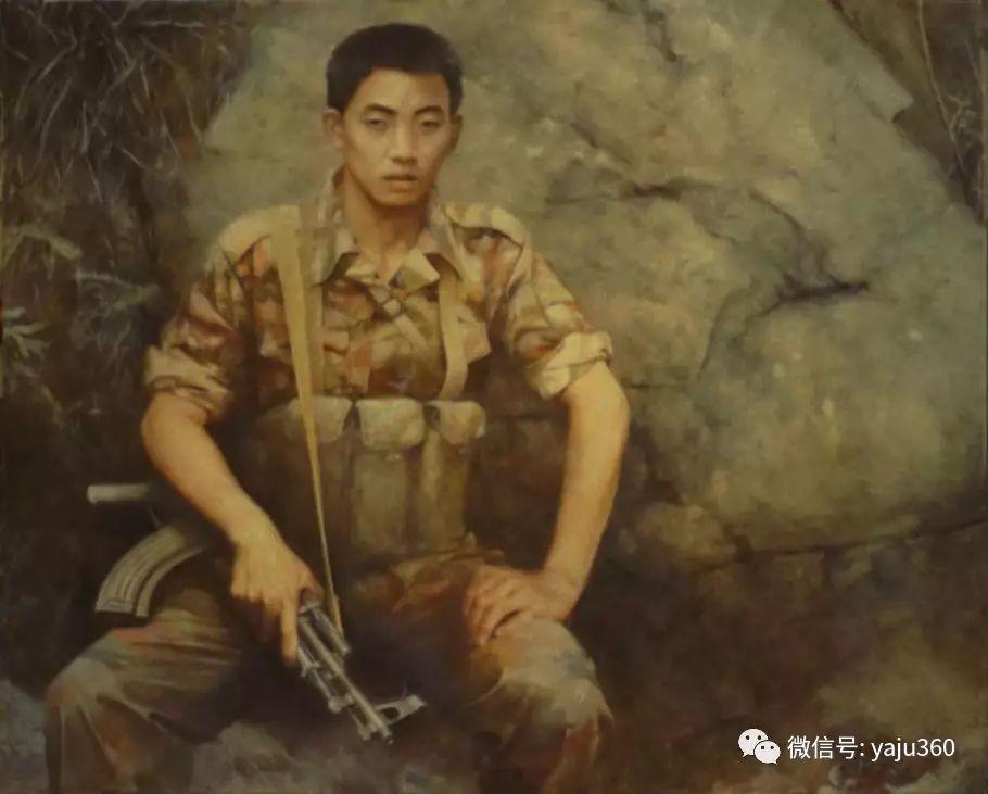 沈汉武人物油画作品插图211