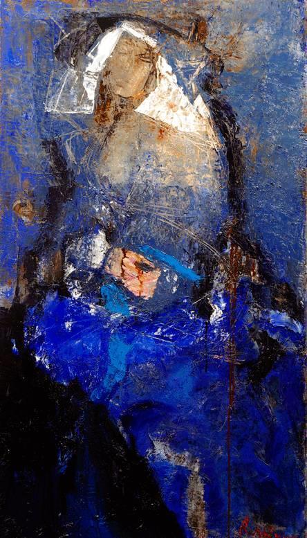 别具风格的乌克兰油画插图13